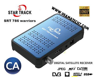SRT 786 WARRIORS 5370 NEW SOFTWARE -  Usama Tech7