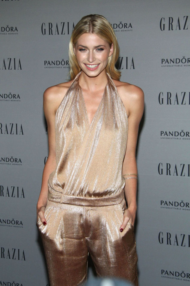 top model Lena Gercke