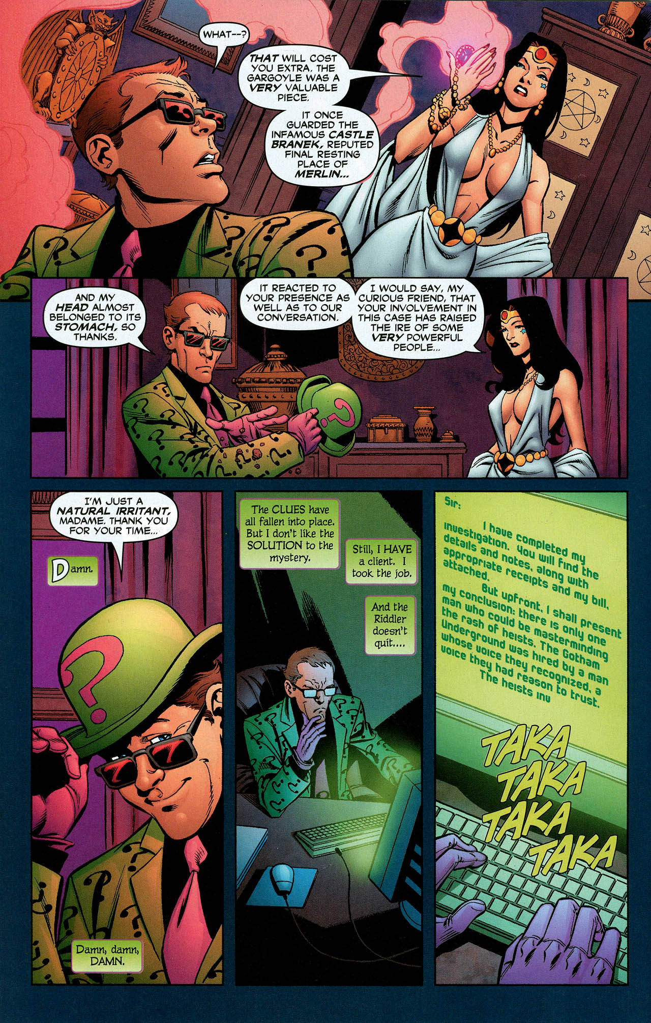 Read online Trinity (2008) comic -  Issue #12 - 30