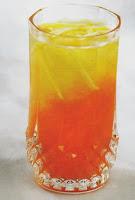 Minuman Jus jahe wortel melon