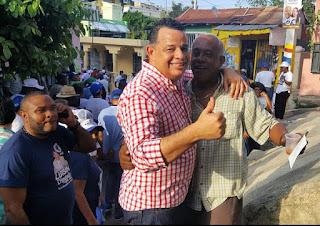 Luisín Jiménez reitera que solo muerto entregará su puesto en el Congreso