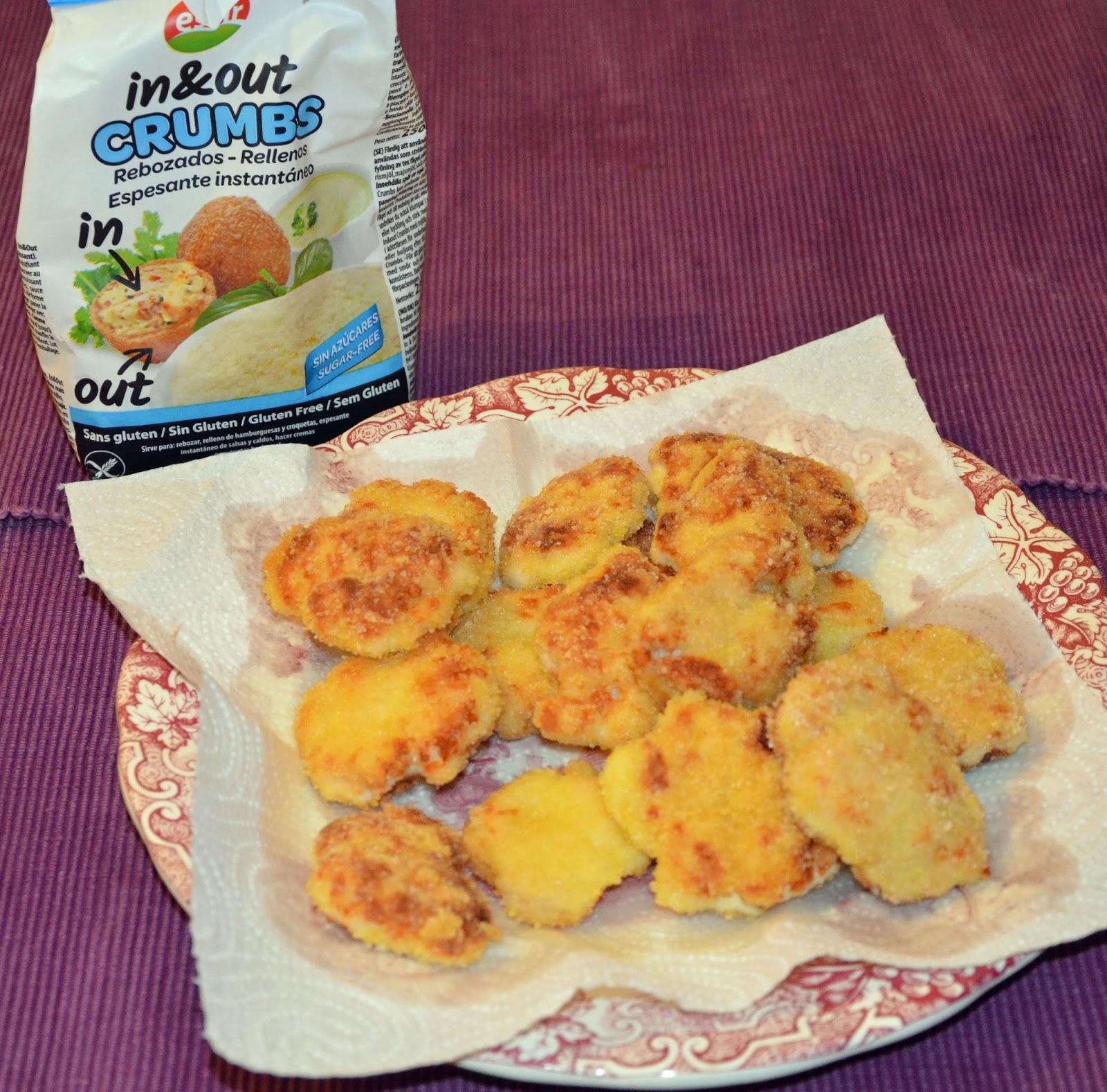 Nuggets Que Son: Miscositas: Mi Primera Receta: Nuggets De Pollo