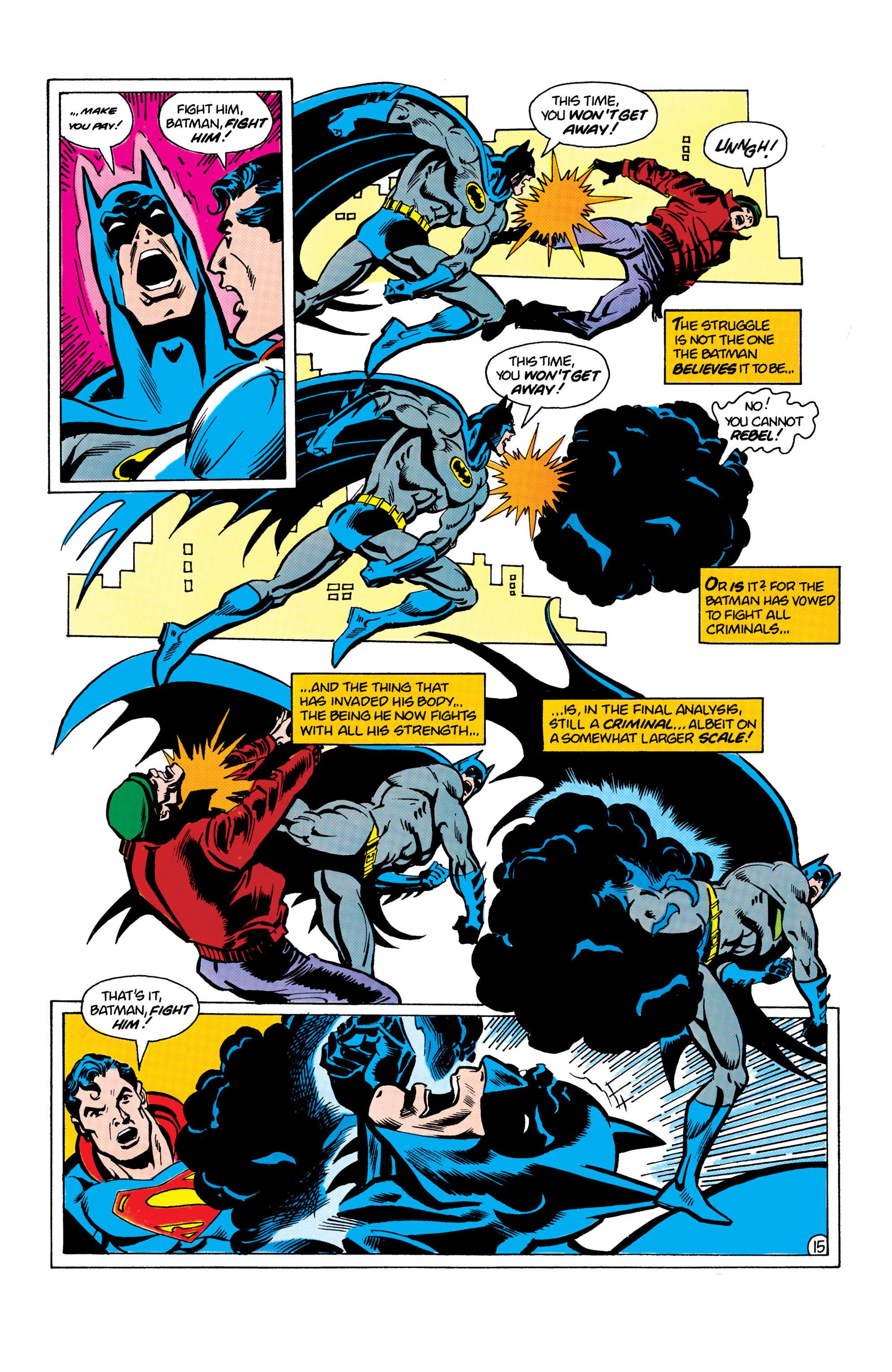 Read online World's Finest Comics comic -  Issue #288 - 16