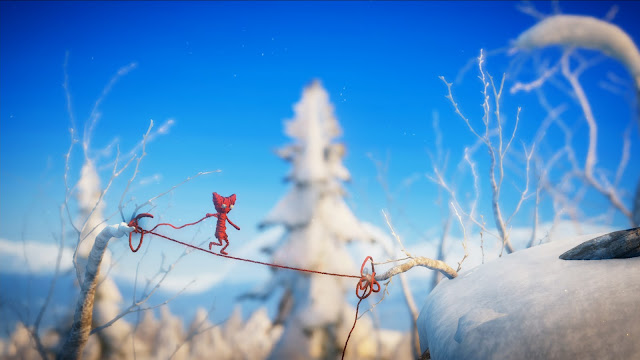 Unravel EA game