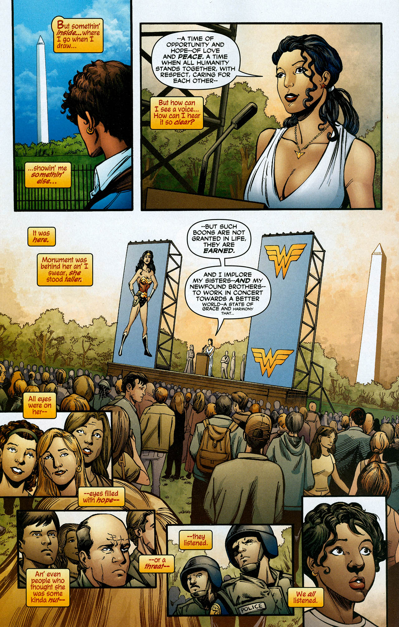 Read online Trinity (2008) comic -  Issue #19 - 22