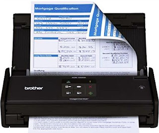 Brother ADS-1000W Scanner, Software Driver Download