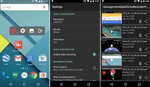 aplikasi merekam layar android tanpa lag