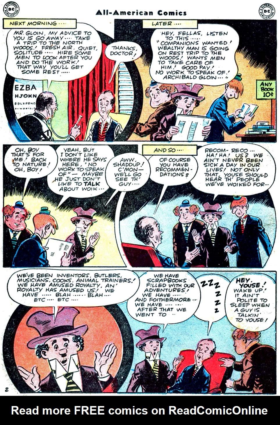Read online All-American Comics (1939) comic -  Issue #78 - 18