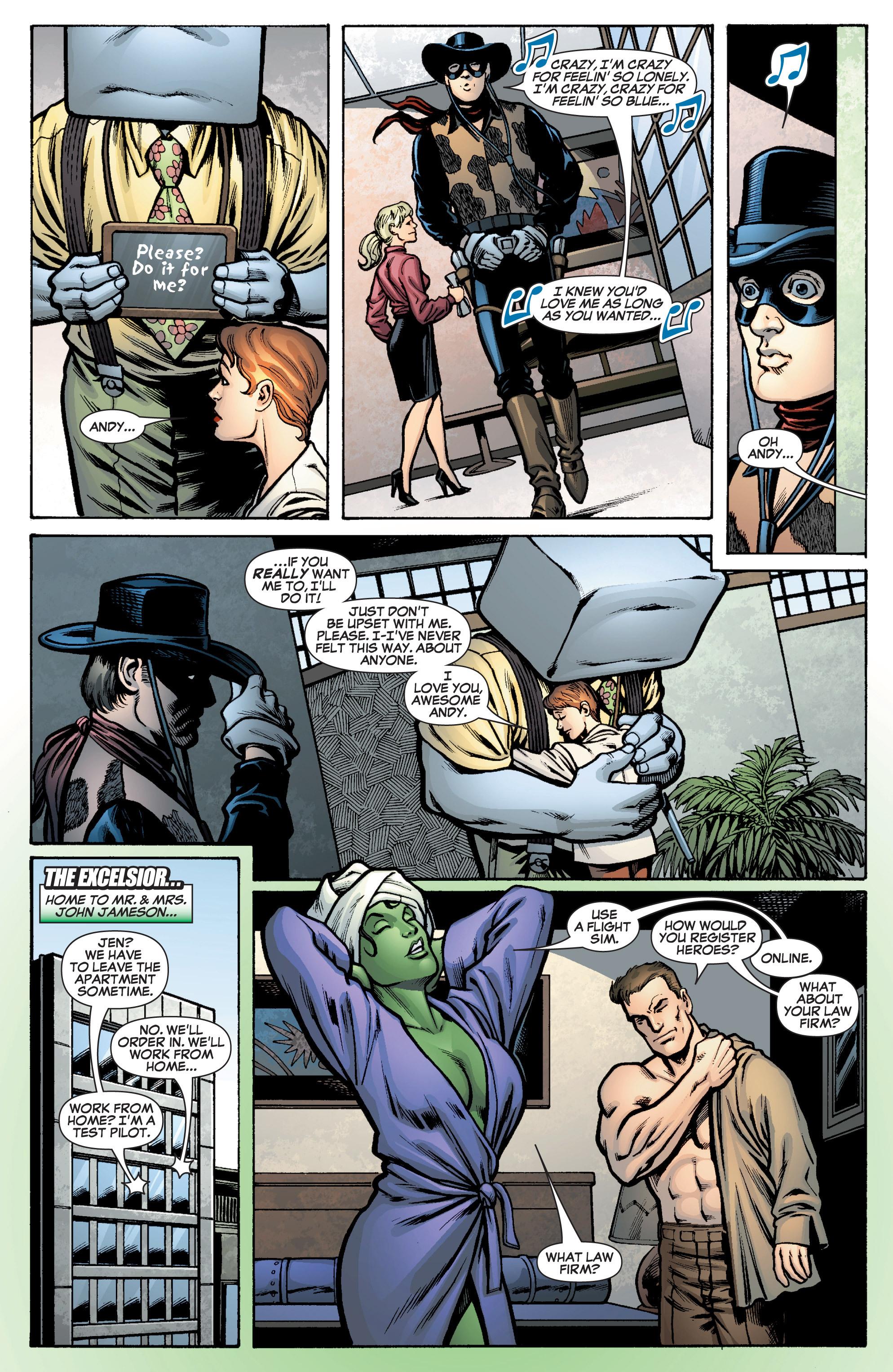 Read online She-Hulk (2005) comic -  Issue #10 - 12