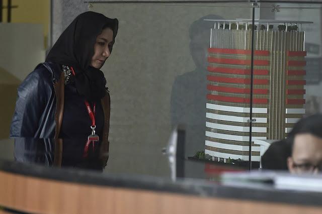 Mendagri Siapkan Plt Bupati Kukar Pengganti Rita Widyasari