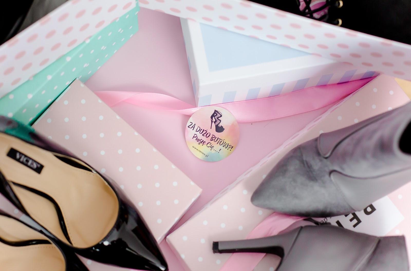 61f1b244dcb56c Na koniec dobra wiadomość dla planujących zakupy obuwnicze na jesień ;-))  Ostatnio na stronie RENEE pojawiło się mnóstwo jesiennych nowości, ...