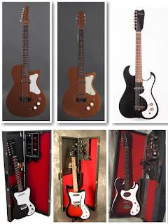 модельный ряд гитар Silvertone