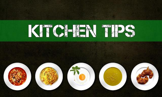 किचन टिप्स इन हिंदी - Kitchen Tips In Hindi