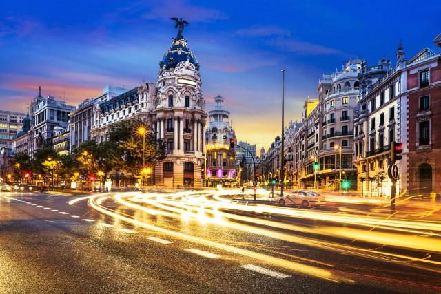 Documentos para alugar um carro em Madri