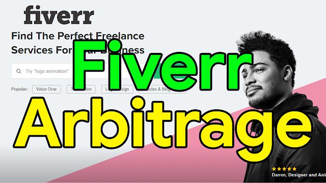 كسب المال من فايفر fiverr