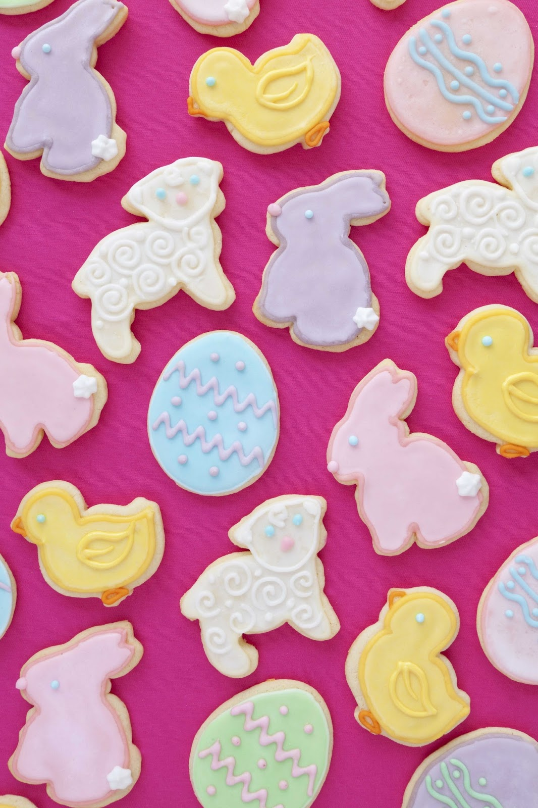 How To Make Delamere Spiced Easter Biscuits