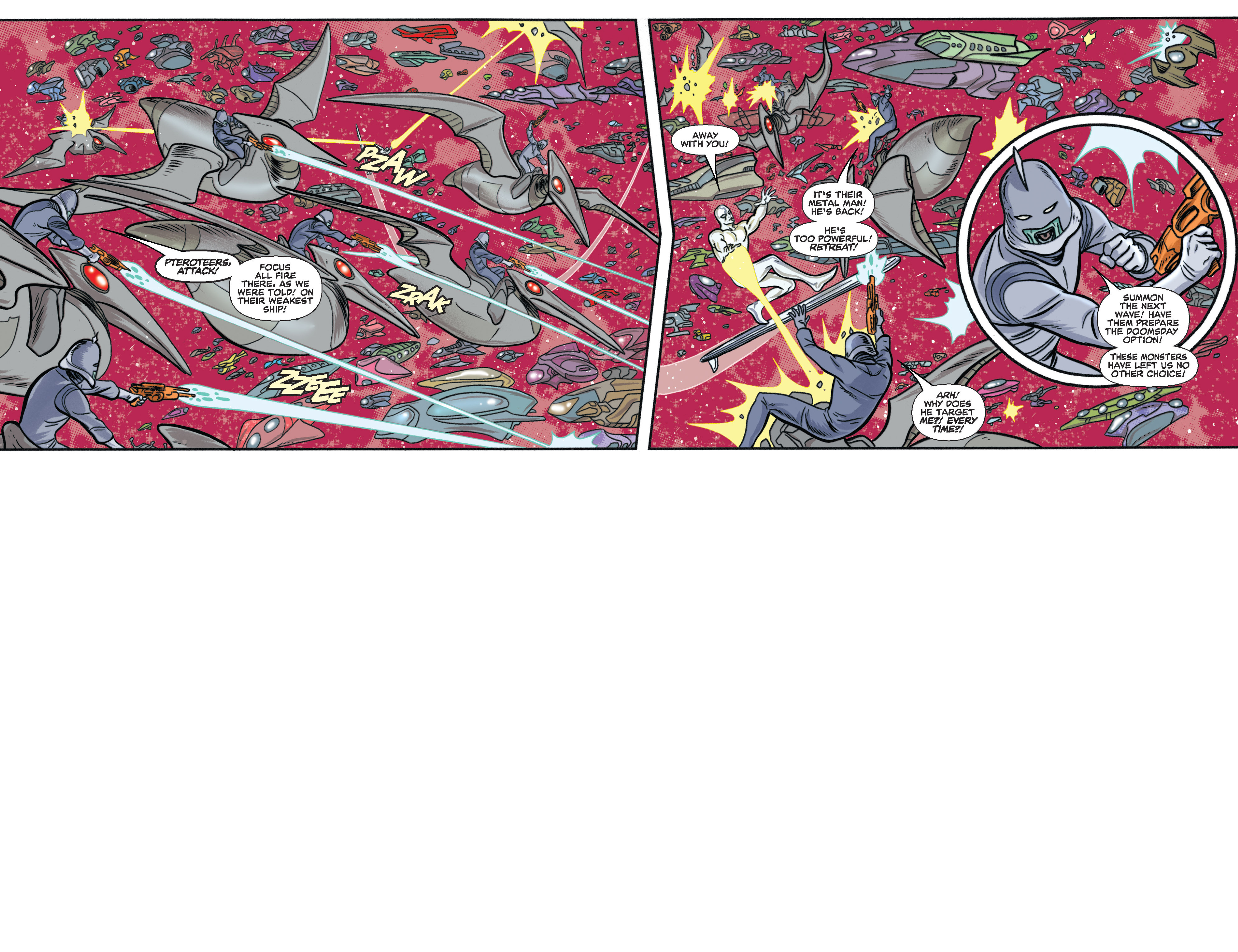 Read online Silver Surfer (2014) comic -  Issue #11 - 22