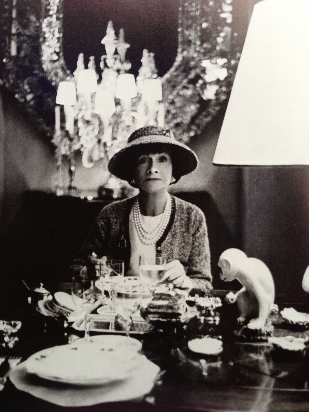 Coco Chanel 告訴你 女人最理想的衣櫥應該有6大元素: Rare Vintage: RARE Vintage Weekend Style And Inspiration