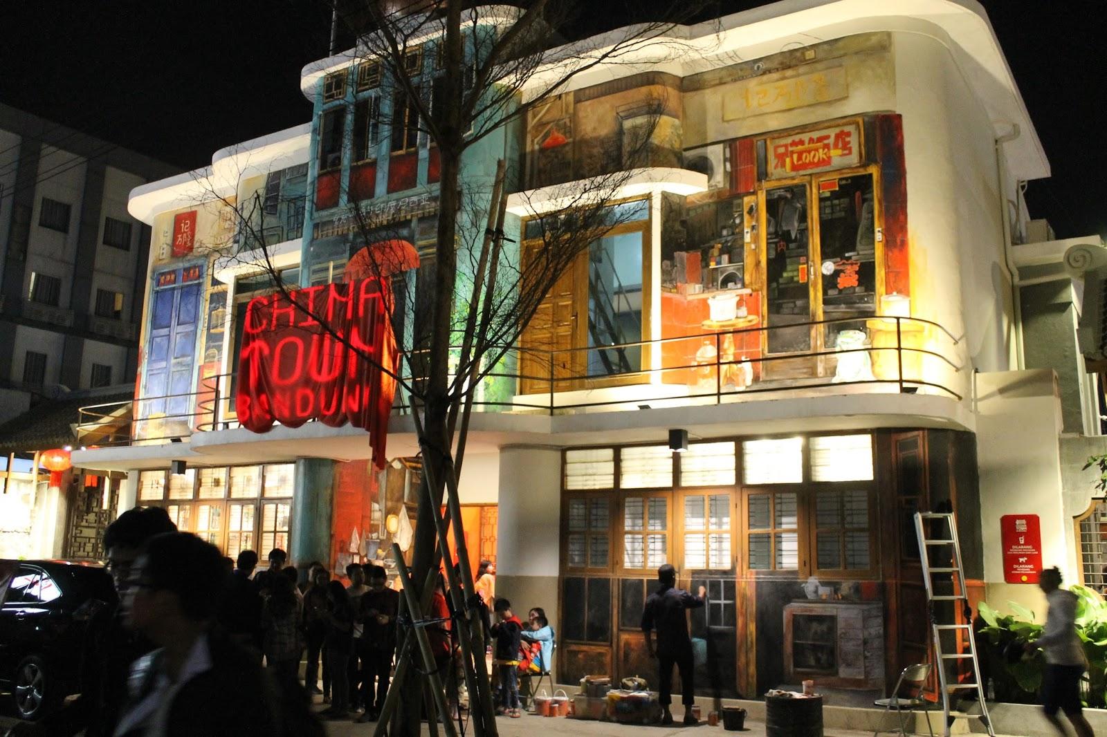Liburan Sama Keluarga Chinatown Bandung 1 Lagi Wisata