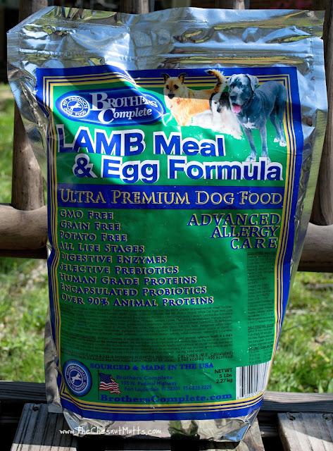 Brothers Complete Lamb Meal & Egg Formula Dog Food