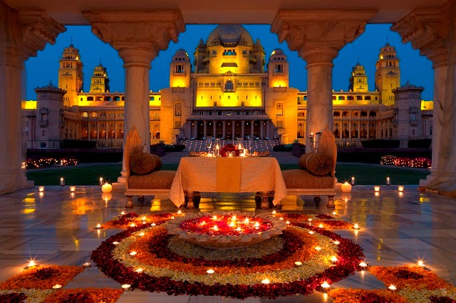 Umaid Bhawan Palace in Jaipur
