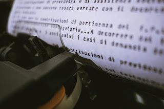 5 Ciri Penulisan Artikel Blog Profesional