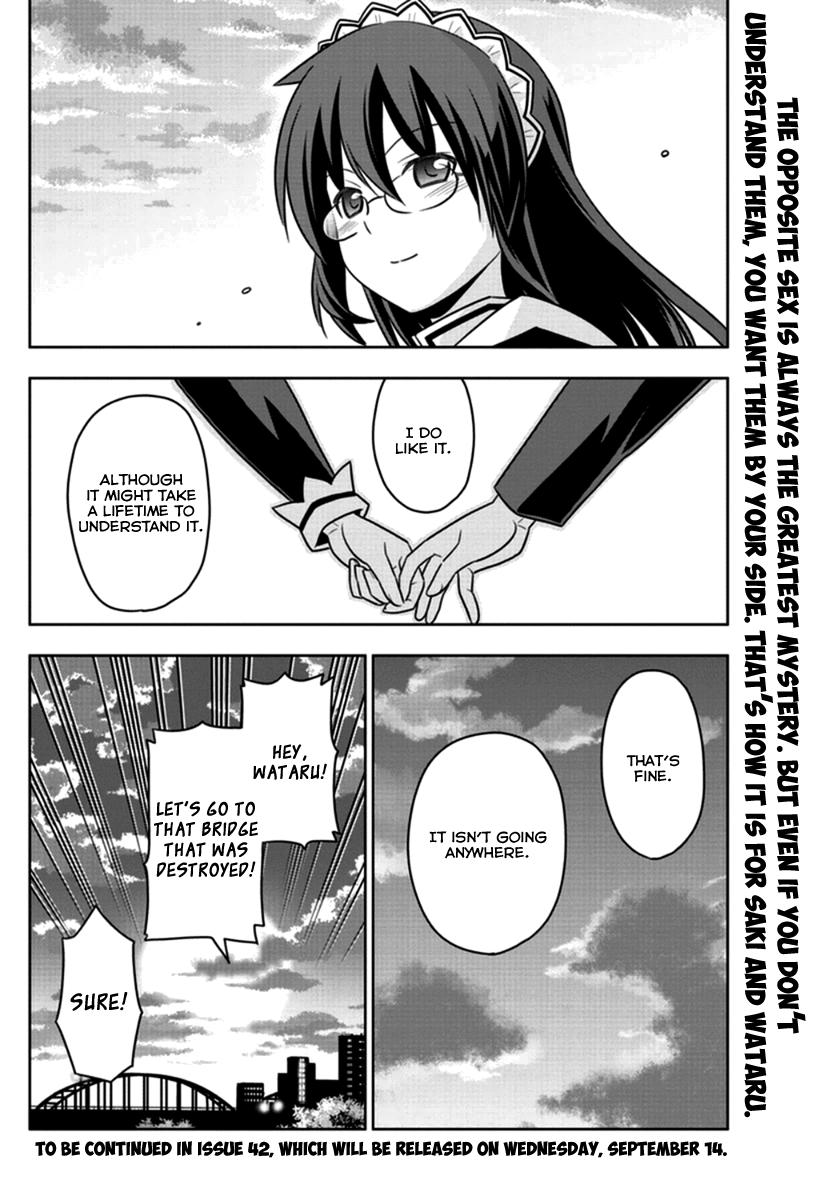 Hayate the Combat Butler - Chapter 578