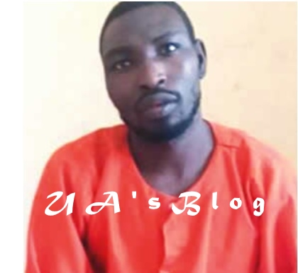 See The Face Of Chibok Girls' Abductor As High Court Sentences Him To 15 Years In Prison