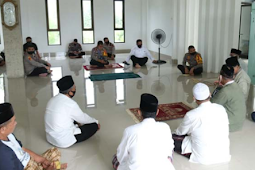 Eko Indra Heri Kunjungi Pengurus FKUB Sumatera Selatan