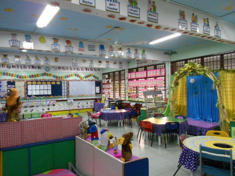 Ruang Belajar 6 Tahun