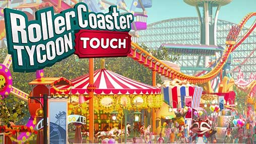تحميل RollerCoaster Tycoon Touch مهكرة