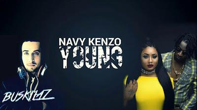 Navy Kenzo - Young