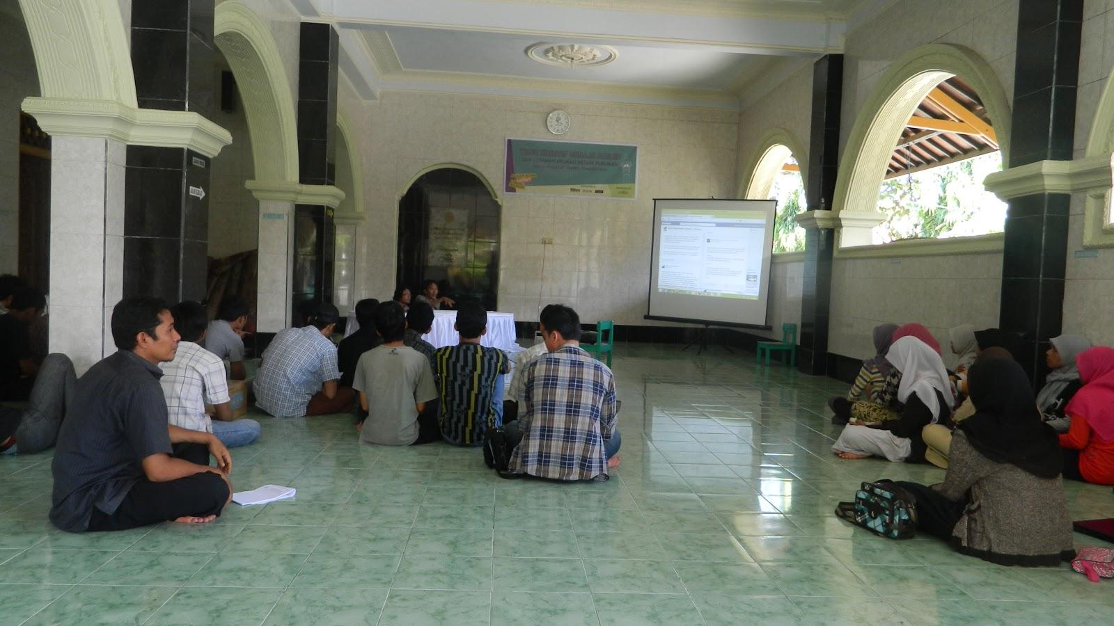 Portal Pelopor Rt Digital Temu Kreatif Remaja Masjid Al Hamidy