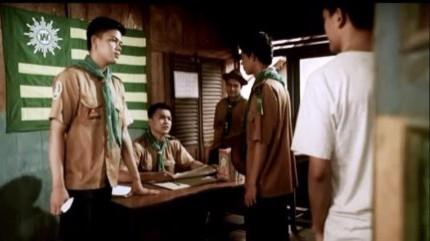 """SD Muhammadiyah Kenalkan HW Dengan Nonton Film """"Meniti 20 Hari"""""""