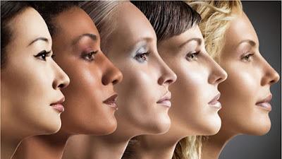 La piel y sus tonalidades