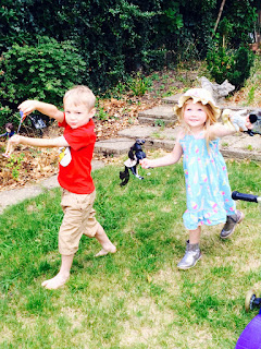 Persil Wild Explorers #DirtIsGood Blake Clement Maegan Clement - Emma in Bromley
