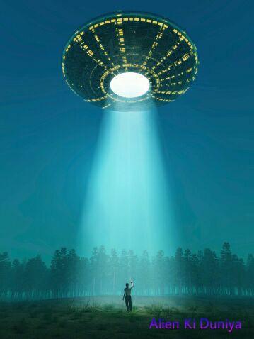 एलियन द्वारा लेजर पिस्तौल से टॉर्च पर हमला : Alien's Laser Pistol