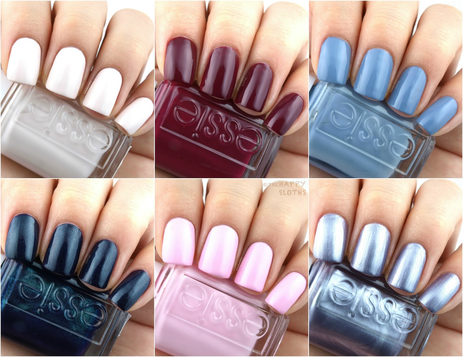 Essie Fall 2017 Collection: Review and Swatches