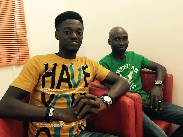 Wale Adekile Of Geek.Ng and Nosagie Nosa-Ero Of Techrez Faces Difficult Challenges With iTel Company