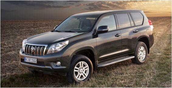 Cho thuê xe 7 chỗ Toyota Landcruiser VIP 1