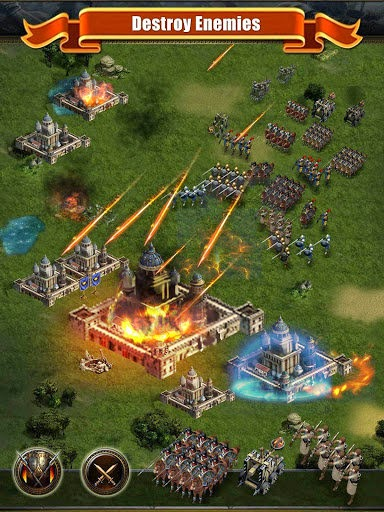 New games like clash of kings