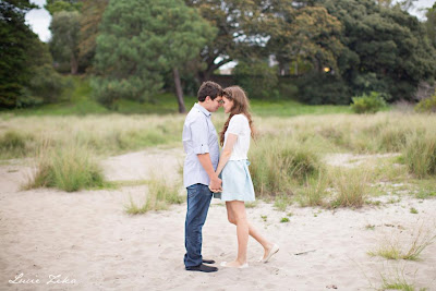 Couple Photoshoot in Centennial Park - Lucie Zeka - Kristy and Jesse