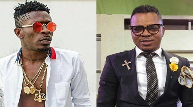 Bishop Obinim Replies to Shatta Wale Prophecies [Video]