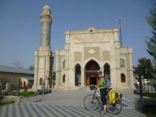Mezquita en Qäbälä