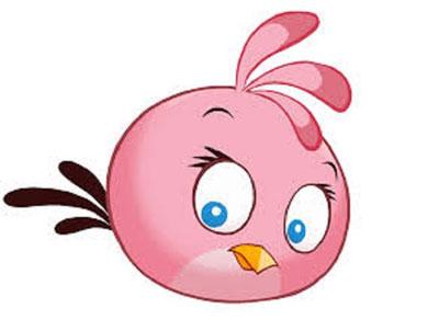 Stella, Tokoh Burung Cantik Baru di Angry Bird