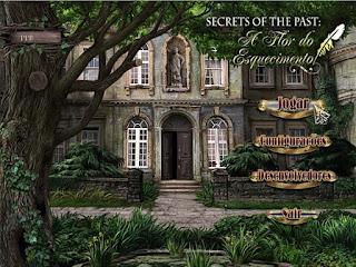 Secrets of the Past - A Flor do Esquecimento