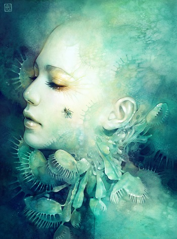 """Trap"" por Anna Dittmann 