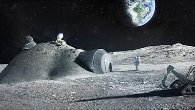 Σπουδαία ανακάλυψη της NASA: Βρέθηκαν υπολείμματα λάβας στο φεγγάρι – Υπάρχει νερό;