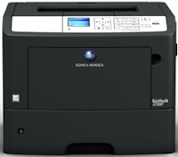 Konica Minolta Bizhub 4700P Driver Download