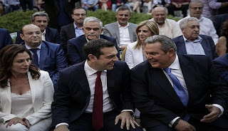Η Ελλάδα αντάλλαξε την κόλαση των Μνημονίων με το αιώνιο καθαρτήριο